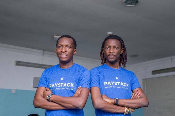 Pay stack founders