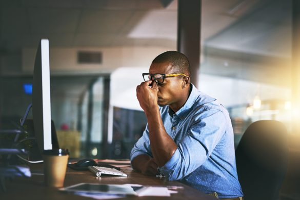 TIPS FOR HANDLING REMOTE WORKING FATIGUE